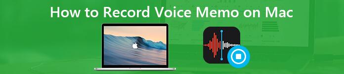 Comment enregistrer un mémo vocal sur Mac