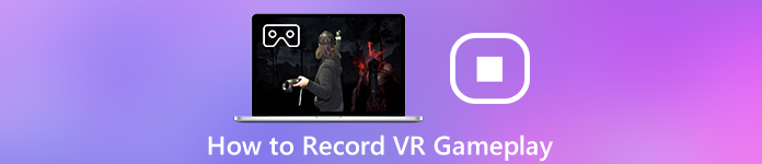 So nehmen Sie das VR-Gameplay auf