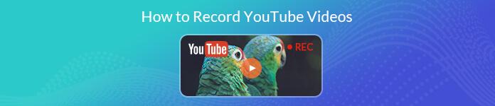 So nehmen Sie Youtube-Videos auf