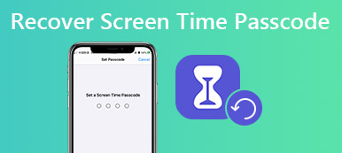 How to Recover Screen Time Passcode