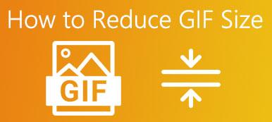 Comment réduire la taille du GIF