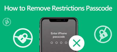 How to Remove Restriction Passcode