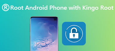 Root-Android-Telefon mit Kingo-Root