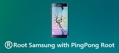 Root-Samsung-Geräte mit PingPong-Root