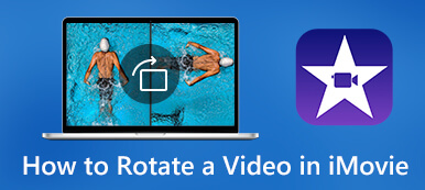 Rotate a Video in iMovie