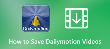 Save a Video from Dailymotion