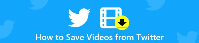 So speichern Sie Videos von Twitter