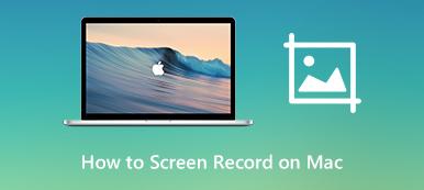 Bildschirmaufnahme auf dem Mac