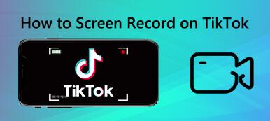 So filtern Sie Aufnahmen auf TikTok