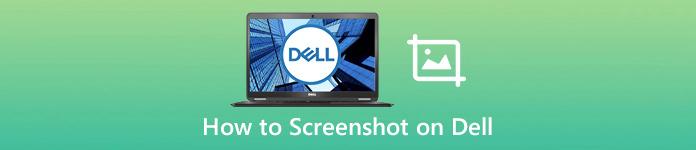 Screenshot auf Dell