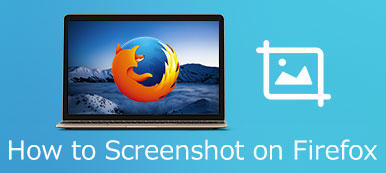 How to Screenshot on Firefox