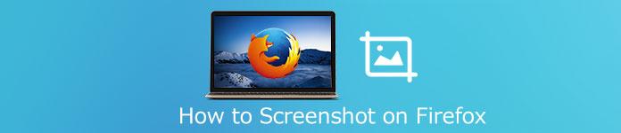 Firefoxでスクリーンショットを撮る方法