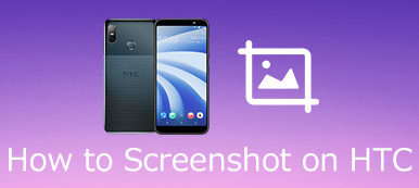 How to Screenshot on HTC