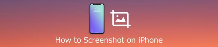 Comment faire une capture d'écran sur iPhone