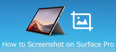 How to Screenshot on A Microsoft Surface Pro