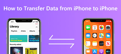 Transfer Data from iPhone to iPhone