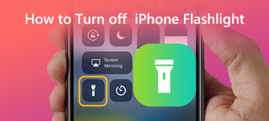 How To Turn Off Flashlight On iPhoneX And Later