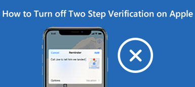Remove Two-Step Verification on Apple Devices