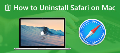 So deinstallieren Sie Safari auf einem Mac
