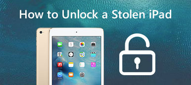 How to Unlock a Stolen iPad
