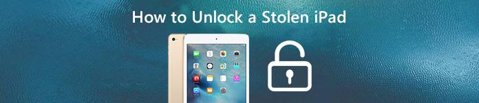So entsperren Sie ein gestohlenes iPad