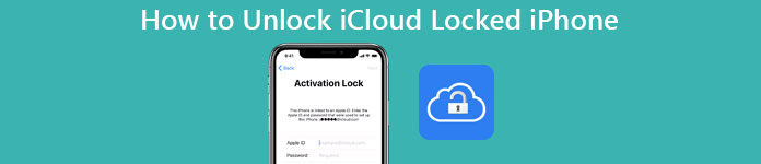 How to Unlock iCloud Locked iPhone