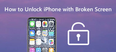 How to Unlock iPhone with Broken Screen