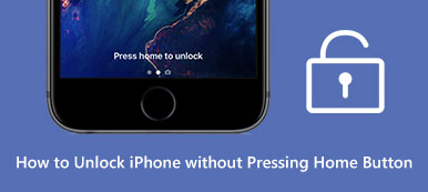Unlock An iPhone without Pressing the Home Button