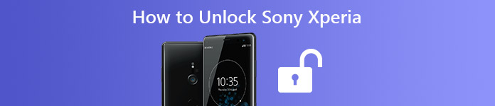 How To Unlock Sony Xperia