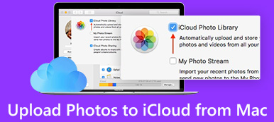 Upload Photos to iCloud from Mac