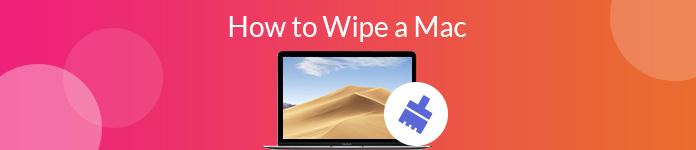 Comment essuyer un Mac