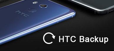Sauvegarde HTC