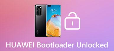 Huawei Bootloader freigeschaltet