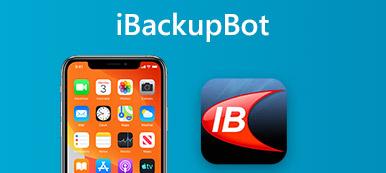 Ibackup Bot