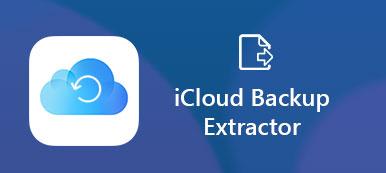 iCloud Backup Extractor