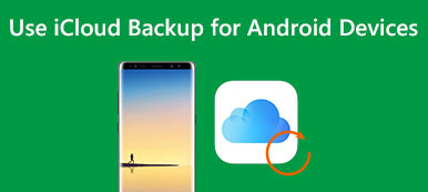 iCloud Backup für Android