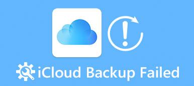 iCloud-Sicherung fehlgeschlagen