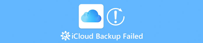 iCloud Backup a échoué