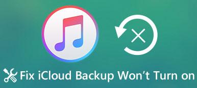 iCloud Backup lässt sich nicht einschalten