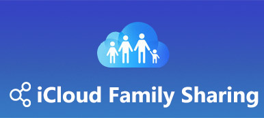 Set up And Use iCloud Family Sharing