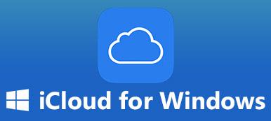 Utiliser iCloud sous Windows