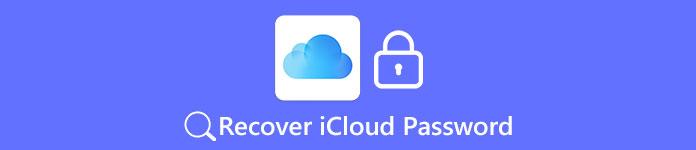 Récupérer le mot de passe iCloud