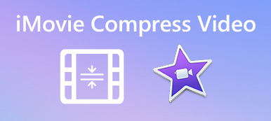 iMovie Compress Video