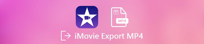 Exportieren Sie iMovie nach MP4