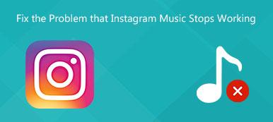 Instagram Musik funktioniert nicht