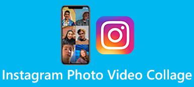 Instagramのコラージュ