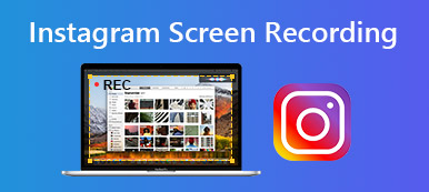 Instagram Screen Recording