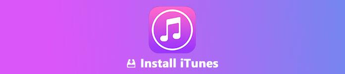 Установить iTunes