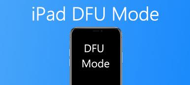DFU-Modus iPad