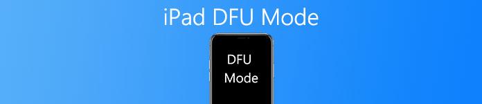 DFU Mode iPad